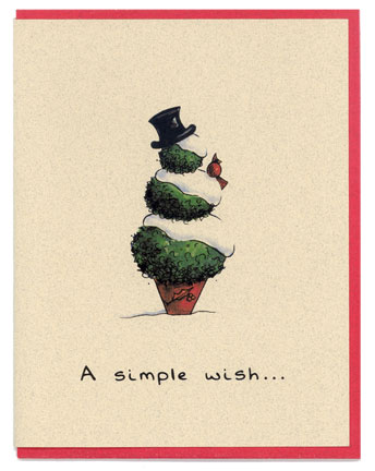 Snowman-Greeting-Card