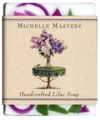 Handcrafted Lilac Soap