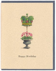 Birthday- Gardening Queen