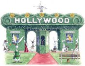 Hollywood Hedge Theater