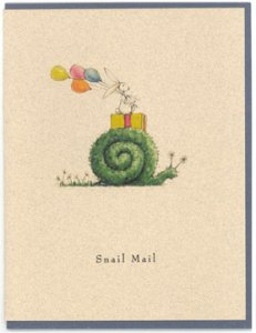 Belated Birthday- Snail Mail