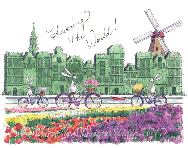 Holland: Flowering the World - Click Image to Close