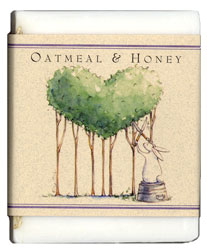 Handmade Oatmeal & Honey Soap